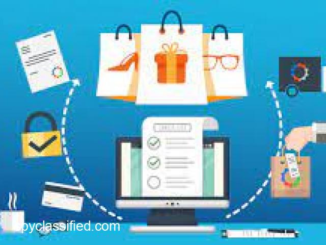 E-Commerce Web Development Company In Mumbai, India - 1