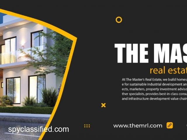 The Masters Real Estate – Customer is our Master - 1
